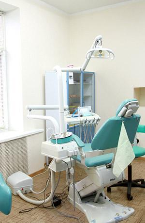Cabinet dentaire à Charleroi